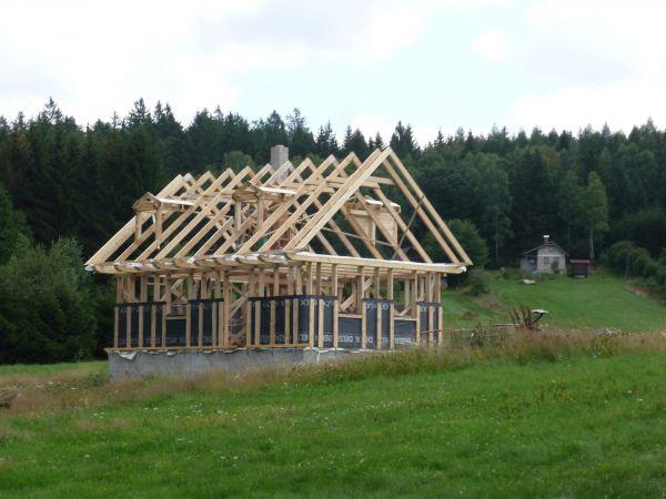 CHKO čeřínek stavební povolení